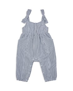 Habitual Kids - Girls' Whitney Striped Jumpsuit - Baby