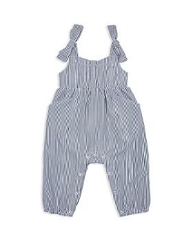 Habitual Kids - Girls' Whitney Striped Jumpsuit - Baby