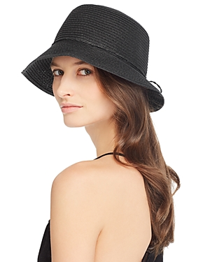 August Hat Company Paper Cloche Hat
