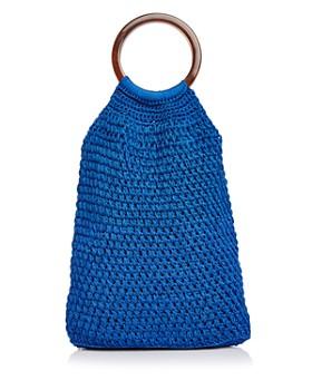 Binge Knitting - Maya Large Tote
