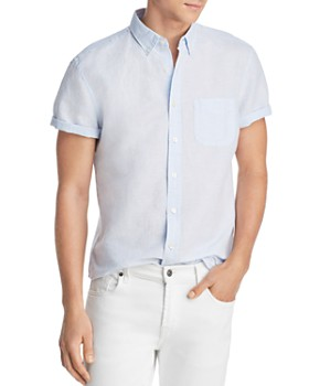 9f3fd46d The Men's Store at Bloomingdale's - Short-Sleeve Regular Fit Button-Down  Shirt ...