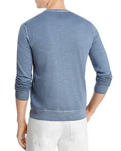 The Men's Store at Bloomingdale's - Garment Dyed Crewneck Sweatshirt - 100% Exclusive