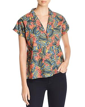 Mkt Studio Chiry Jungle-Print Shirt