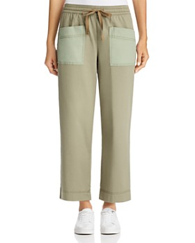 Tory Burch - Twill Cargo Pants