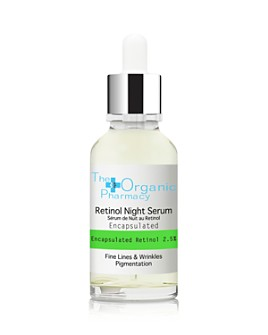 The Organic Pharmacy - Retinol Night Serum 2.5% 1 oz.