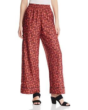 d966efa6e Wide Leg   Flare Pants for Women - Bloomingdale s