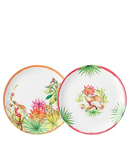 Juliska - Flora & Fauna Melamine Dinnerware Collection