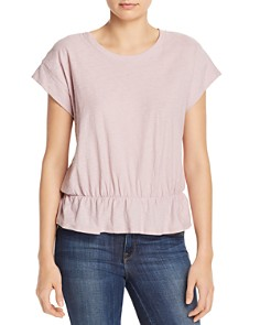 Nation LTD - Dita Peplum Tee