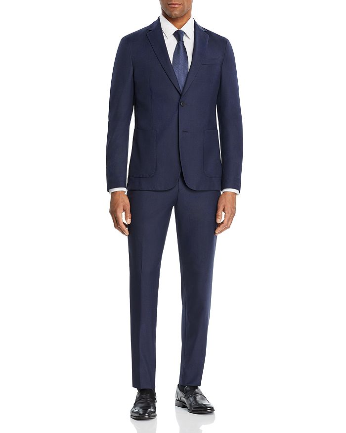 BOSS - Hooper/Gains Create Your Look Washable Travel Slim Fit Suit Separates