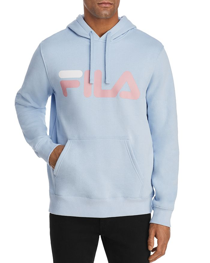 FILA - Fiori Logo Graphic Hooded Sweatshirt