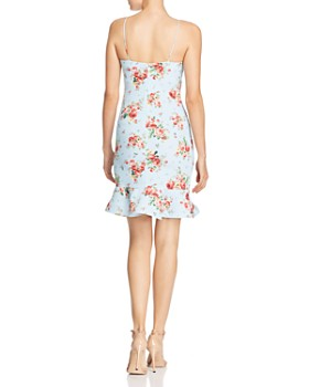 7e8299dc88b ... LIKELY - Zadie Floral Banks Printed Dress