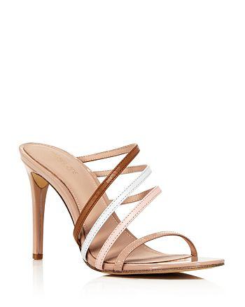 Rachel Zoe - Women's Hailey High-Heel Sandals - 100% Exclusive