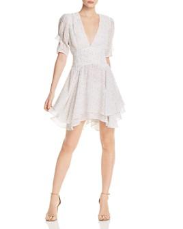 Divine Heritage - Floral Mini Dress