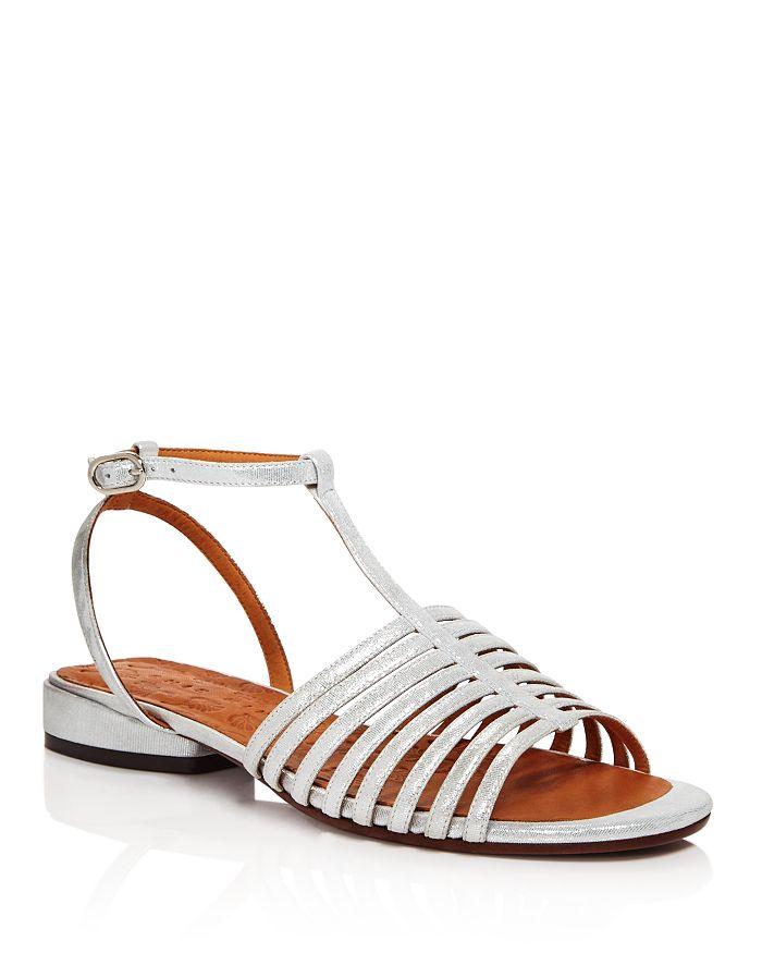Chie Mihara - Women's Cyprus Metallic Sandals