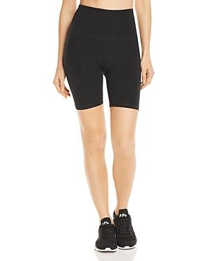 Beyond Yoga Crossroads High-Rise Bike Shorts-Women