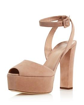 58f4f0fda47d Giuseppe Zanotti - Women s High-Heel Platform Sandals ...