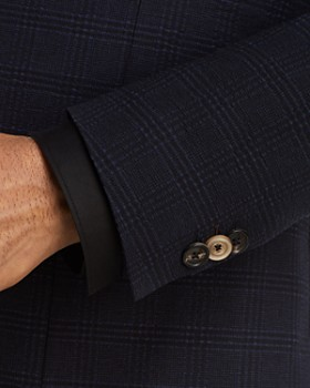 Paul Smith - Soho Plaid Seersucker Slim Fit Sportcoat