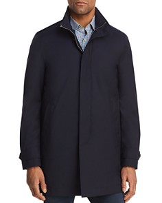Paul Smith - 3-in-1 Raincoat with Removable Vest