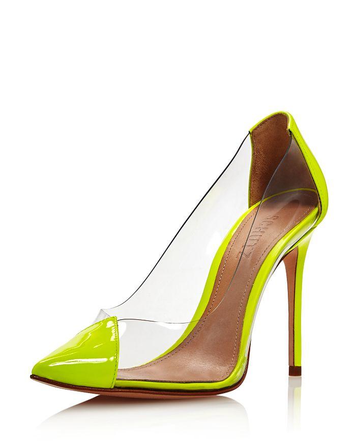 5506acc5a10 Women's Cendi Patent Leather High-Heel Pumps