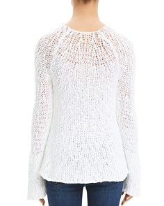 Theory - Bell-Sleeve Sweater