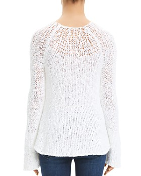 9c132e38cc7 ... Theory - Bell-Sleeve Sweater