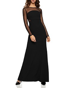 BCBGENERATION - Illusion Maxi Dress