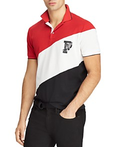 Polo Ralph Lauren - P-Wing Stretch Classic Fit Mesh Polo Shirt