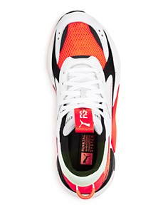 PUMA - Men's RS-X Reinvention Low-Top Sneakers
