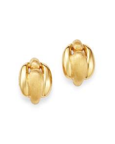 Marco Bicego - 18K Yellow Gold Legami Huggie Hoop Earrings - 100% Exclusive