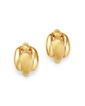Marco Bicego - 18K Yellow Gold Lucia Huggie Hoop Earrings - 100% Exclusive
