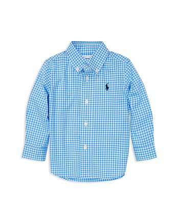 Ralph Lauren - Boys' Gingham Poplin Sport Shirt - Baby