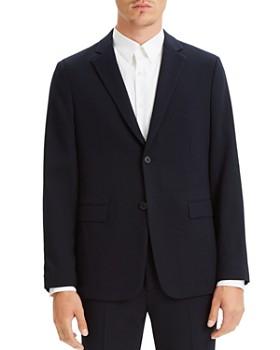 Theory - Clinton Textured Regular Fit Blazer