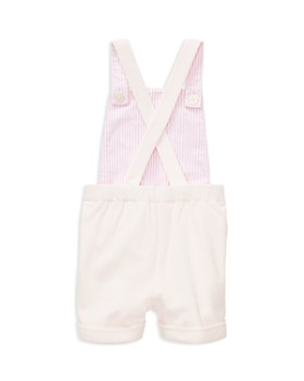 Ralph Lauren - Girls' Stretch Corduroy Overalls - Baby