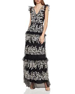 e75a3ac84ede AQUA Embroidered Maxi Dress - 100% Exclusive