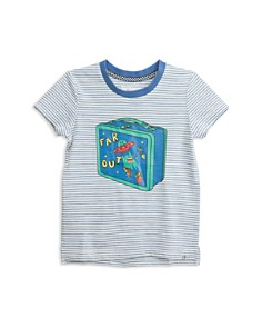 Sovereign Code - Boys' Striped Lunchbox Tee - Little Kid
