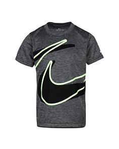 Nike - Boys' Split-Swoosh Tee - Little Kid