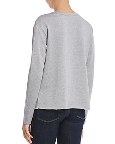 Bailey 44 - Sea Worthy Lace-Up Fleece Sweatshirt