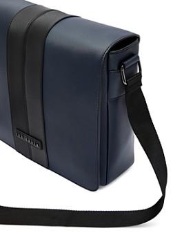 Ted Baker - Retzina Twill Pu Messenger Bag