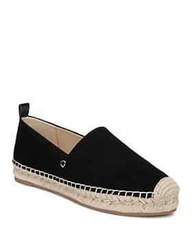 879a90eebfdd Sam Edelman - Women's Khloe Slip-On Espadrille Flats ...