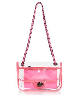 AQUA - Clear Shoulder Bag - 100% Exclusive