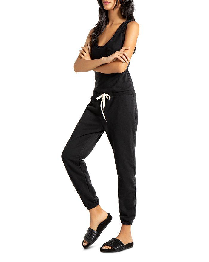 d090fac45678 n philanthropy n PHILANTHROPY World Sleeveless Knit Jumpsuit ...