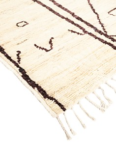 "Solo Rugs - Nuer Moroccan Area Rug, 7'8"" x 9'10"""