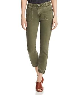 PAIGE - Mayslie Slim Cargo Pants