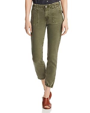 Paige Mayslie Slim Cargo Pants-Women