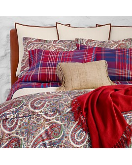 Ralph Lauren - Norwich Road Bedding Collection