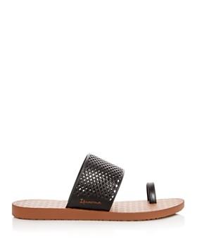 Ipanema - Women's Gadot Toe-Strap Slide Sandals