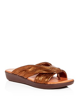 FitFlop - Women's Twine Platform Thong Sandals