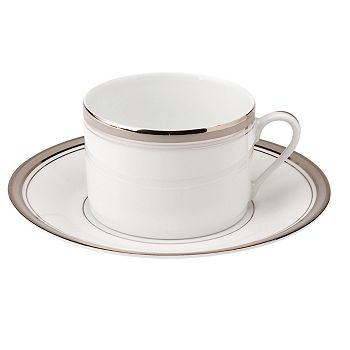 "Philippe Deshoulieres - ""Excellence Grey"" Tea Cup"