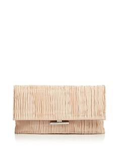 Loeffler Randall - Pleated Tab Clutch