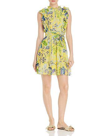 Banjanan - Lisbon Floral Dress
